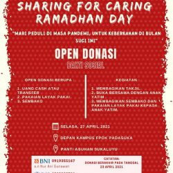 SHARING FOR CARING RAMADHAN DAY